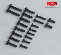 Piko 36090 Csavarok (18 db)- 3 különböző méretben (G)