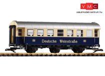 Piko 37609 Személykocsi, háromtengelyes Umbauwagen, 2. osztály DB, Deutsche Weinstraße (G)