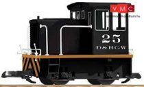 Piko 38500 Dízelmozdony GE-25Ton, D&RGW (G)