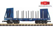 Piko 38766 Amerikai négytengelyes rakoncás homlokfalas teherkocsi, D&RGW, második pályaszá