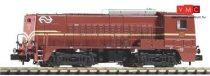 Piko 40418 Dízelmozdony serie 2218, barna, NS (E4) (N)