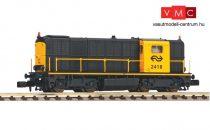 Piko 40424 Dízelmozdony serie 2400, szürke/sárga, 3. homloklámpával, NS IV (E4) (N)