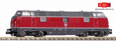 Piko 40501 Dízelmozdony BR 221, DB (E4) (N) - Sound