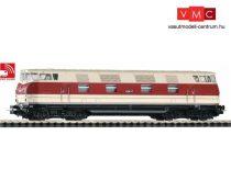Piko 52572 Dízelmozdony V 200 117, panorámaüveges, bézs-vörös, DR (E3) (H0) - Sound