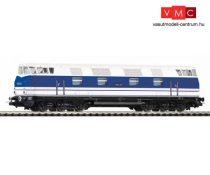 Piko 52576 Dízelmozdony V 200 GFK, kék-fehér, DR (E3)
