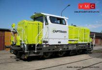 Piko 52658 Dízelmozdony Vossloh G6, Captrain (E6) (H0)