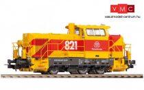 Piko 52664 Dízelmozdony Vossloh G6 (MTU), Thyssenkrupp (E6) (H0)