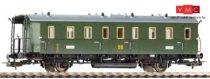 Piko 53169 Oldalfellépős személykocsi, Bdtr, 2. osztály, DR (E3)