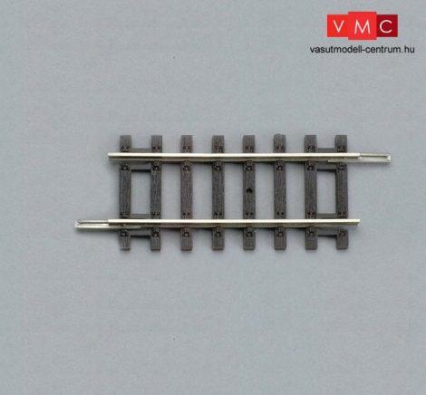Piko 55205 Egyenes sín G62, 62 mm hosszú (H0)