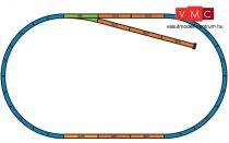 Piko 55366 A-Gleis sínágyazat kiegészítő készlet: A + B (H0)