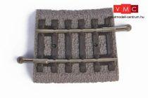 Piko 55417 Ágyazatos A-Gleis ágyazatos sín, íves R1, 360mm, 7,5° (H0)