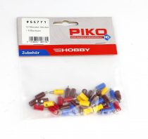 Piko 55771 Banándugó (32 db), különböző színekben (UNI)