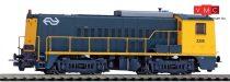 Piko 55902 Dízelmozdony serie 2200, sárga-szürke, NS (E4) (H0)