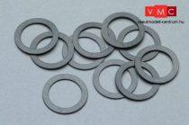 Piko 56024 Tapadógyűrű 14,2 mm (10db) (HO)
