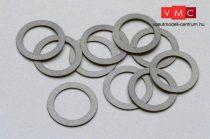Piko 56028 Tapadógyűrű 12 x 8,4 mm (10 db) (HO)