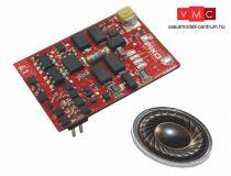 Piko 56439 Hangdekóder SmartDecoder 4.1 V200 DR hangtompítós mozdonyhoz, PluX22 foglalattal