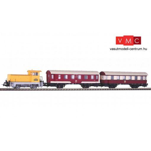 Piko 58135 Dízelmozdony BR 102.1, 2 személykocsival, DR (E4)