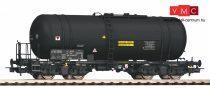 Piko 58453 Tartálykocsi fékállással, négytengelyes 406R Zas, PCC Spedkolor, PKP (E5) (H0)