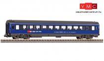 Piko 58683 Fekvőhelyes személykocsi, négytengelyes 2. osztály, 1:100, SBB (E5) (H0)