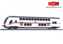 Piko 58800 Emeletes négytengelyes vezérlőkocsi, 2. osztály, IC2 design, DB-AG (E6) (H0)