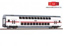 Piko 58801 Emeletes négytengelyes személykocsi, 2. osztály, IC2 design, DB-AG (E6) (H0)