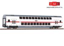 Piko 58802 Emeletes négytengelyes személykocsi, 2. osztály, IC2 design, DB-AG (E6) (H0) - második pályaszám