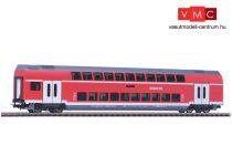 Piko 58804 Emeletes négytengelyes személykocsi, 1./2. osztály, DB Regio (E6)