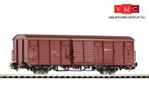 Piko 58913 Fedett teherkocsi, Gbgkks, Hněd, CD-Cargo (E5)