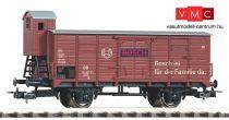 Piko 58940 Fedett teherkocsi fékházzal, Bosch, DB (E3) (H0)