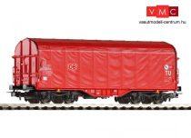 Piko 58952 Ponyvás négytengelyes teherkocsi, Shimmns, DB-Cargo (E6)