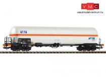 Piko 58953 Gázszállító négytengelyes tartálykocsi, Zagkks, Aretz (E6)