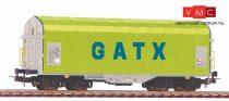 Piko 58958 Ponyvás négytengelyes teherkocsi, GATX (E6) (H0)