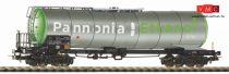Piko 58961 Tartálykocsi, négytengelyes Zacns, Pannonia-Ethanol (E6) (H0)