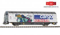 Piko 58966 Eltolható oldalfalú teherkocsi, Hbbillnss, graffititvel, SBB (E6) (H0)