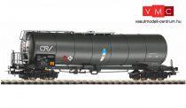 Piko 58969 Tartálykocsi fékállással, négytengelyes Zaes, ORV (E6) (H0)