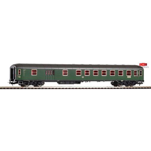 Piko 59641 Személykocsi, négytengelyes BDms272, 2. osztály/poggyásztérrel, DB (E3) (H0)
