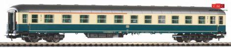 Piko 59644 Személykocsi, négytengelyes ABm223, óceánkék-bézs 1./2. osztály, DB (E4) (H0)