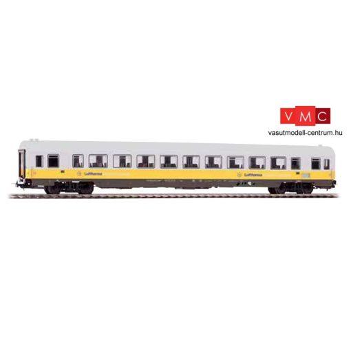 Piko 59666 Személykocsi, négytengelyes termes, Bpmz296, Lufthansa Airport Express, DB (E4)