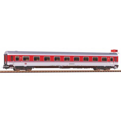 Piko 59667 Személykocsi, négytengelyes IC Avmz 111, fülkés 1. osztály, orientvörös, DB (