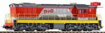 Piko 59783 Dízelmozdony ChMe3, RZhD (E6) (H0)