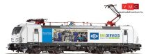 Piko 59977 Villanymozdony Vectron 193, Knorr-Bremse RAILSERVICES (E6) (H0)