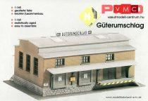 Piko 60027 DB raktárépület (N)