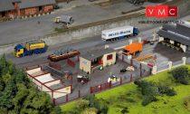 Piko 61153 Építőanyag kereskedés, Neustadt (H0)