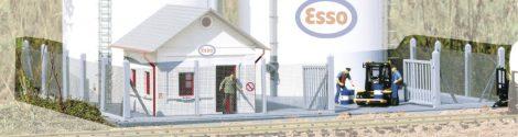 Piko 62290 Ipari kerítés (drótháló) kapuval (G)