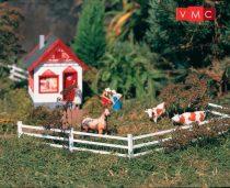 Piko 62291 Fehér kerítés, karám (G)
