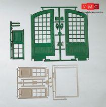 Piko 62800 Ajtókészlet fűtőházhoz (G)