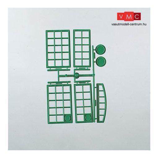 Piko 62804 Ablakkeret gyárépületekhez (G)