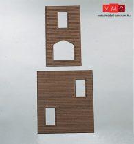 Piko 62810 Házfal faléc borítással (2 db) (G)