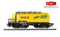 Piko 95750 Tartálykocsi, négytengelyes PIKO Jahreswagen 2020 (H0)