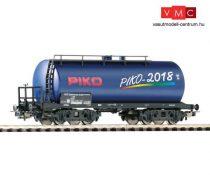 Piko 95868 Tartálykocsi, négytengelyes PIKO Jahreswagen 2018 (H0)